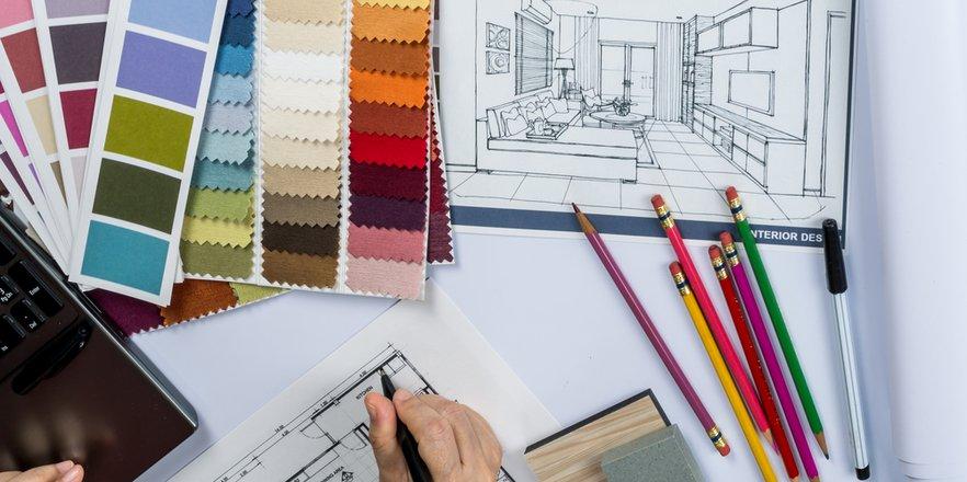 Diseño De Interiores Mejores Universidades Campo Laboral Y Sueldo