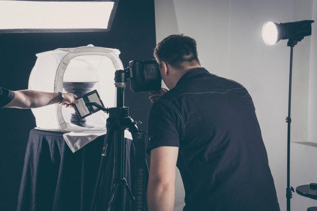 Estudiar carrera de Fotografía