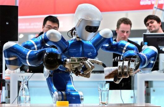Estudiar carrera de Ingeniería Robótica