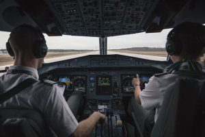 Carrera de Aviación Comercial