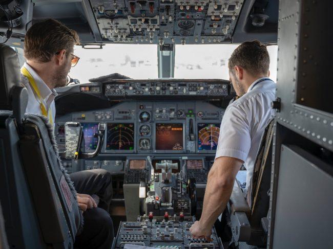 Estudiar la carrera de Aviación Comercial en Perú