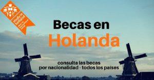 Becas Holanda