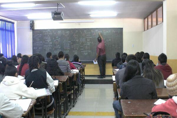 academia San Fernando